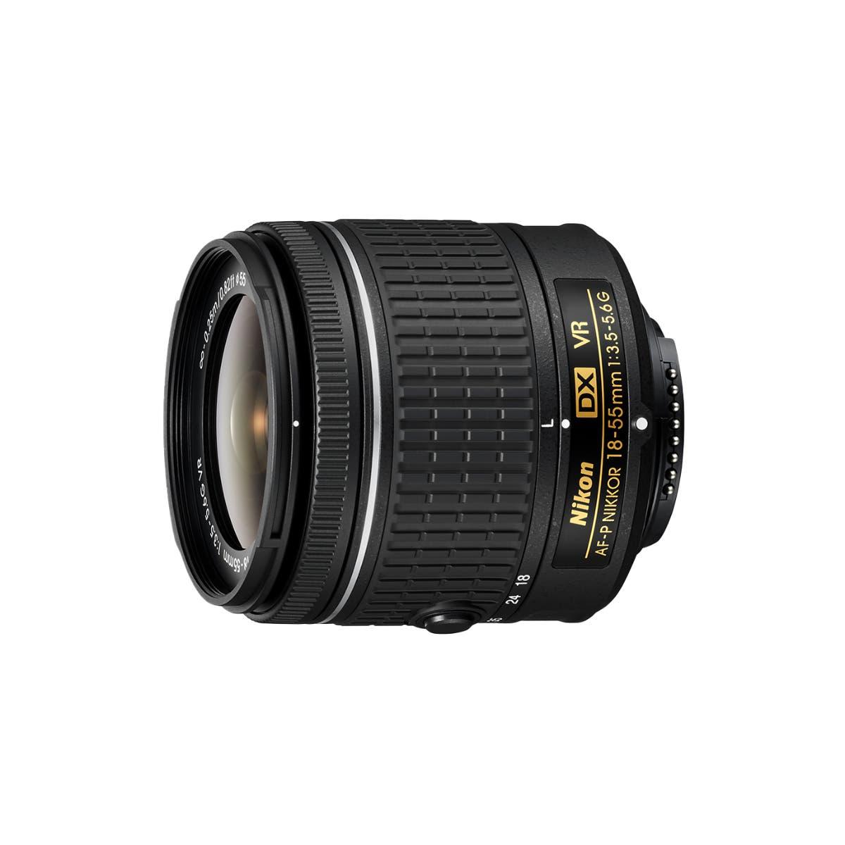 AF-P DX 18-55mm f3.5-5.6G VR