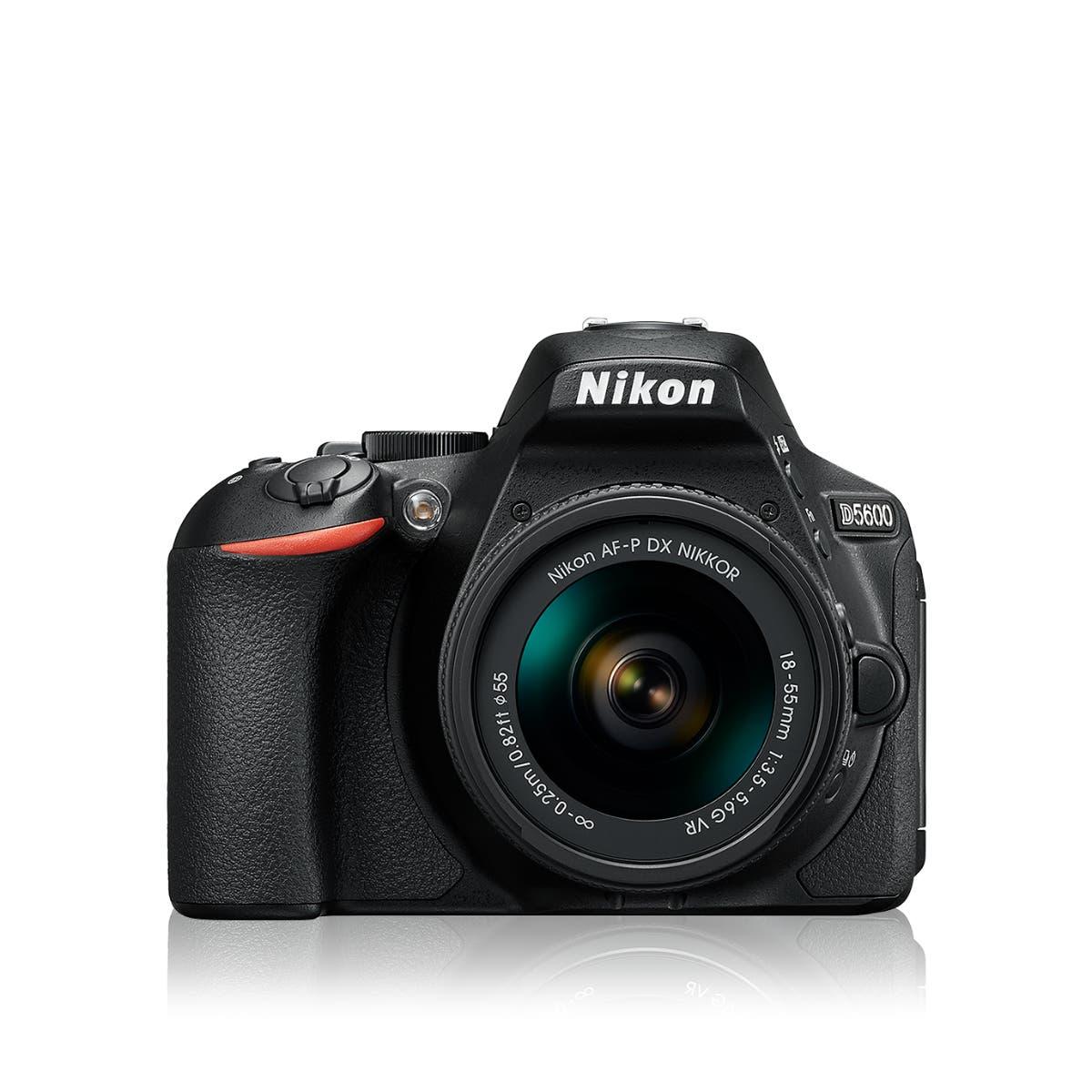 D5600 + AF-P DX 18-55mm f3.5-5.6G VR