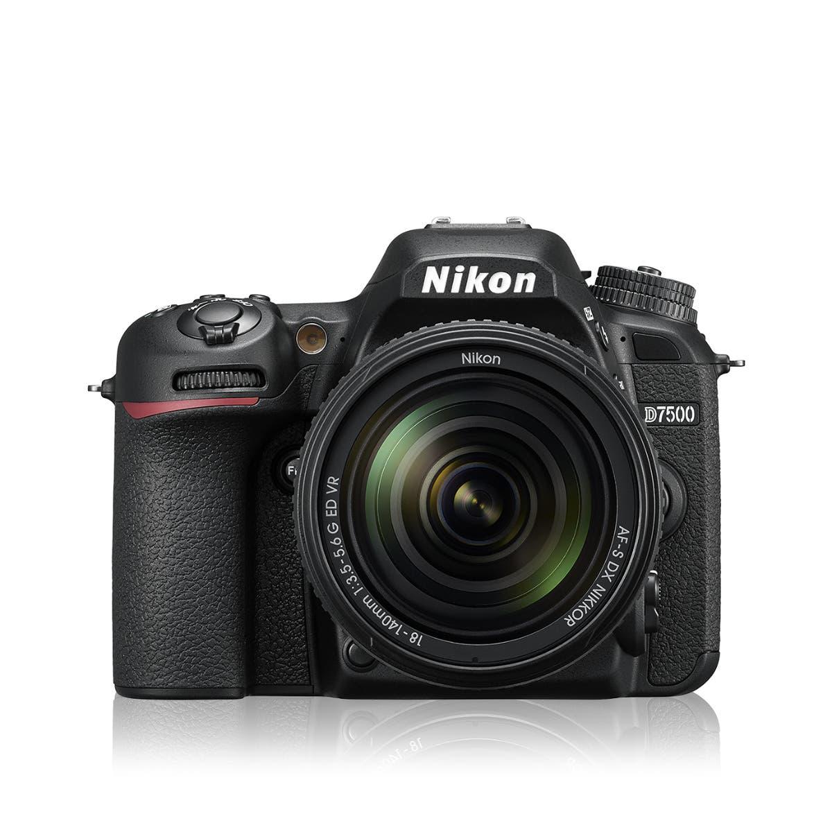 D7500 + AF-S DX 18-140mm f/3.5-5.6G ED VR