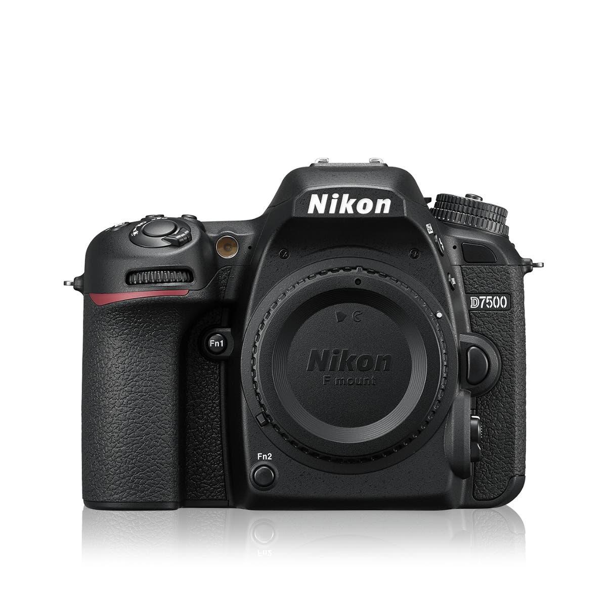 D7500 + AF-P DX 18-55mm f3.5-5.6G VR