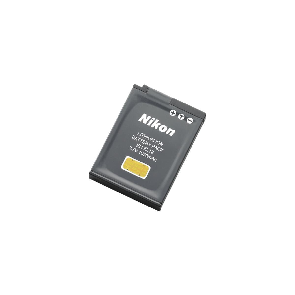 EN-EL12 Rechargeable Li-ion Battery
