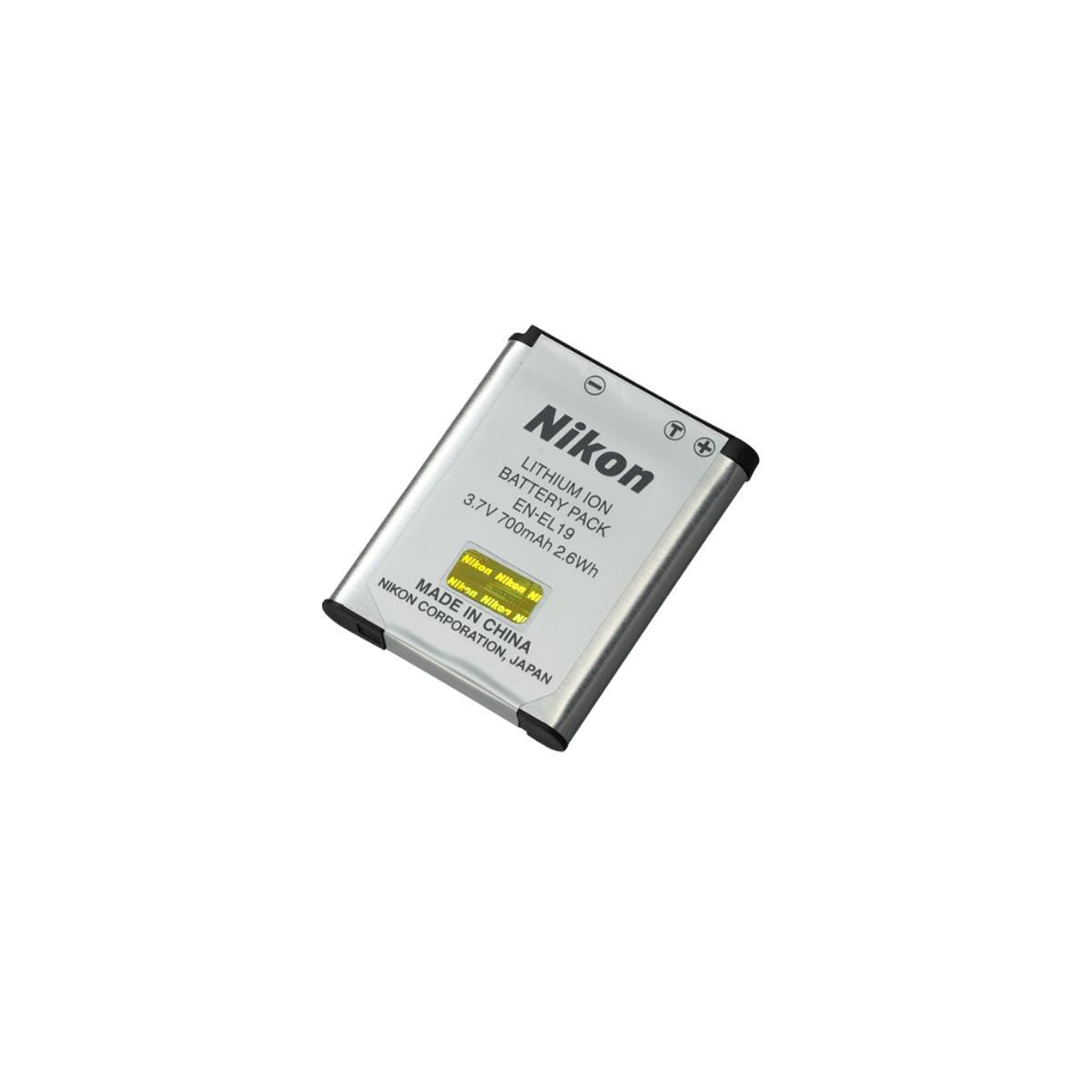 EN-EL19 Rechargeable Li-ion Battery