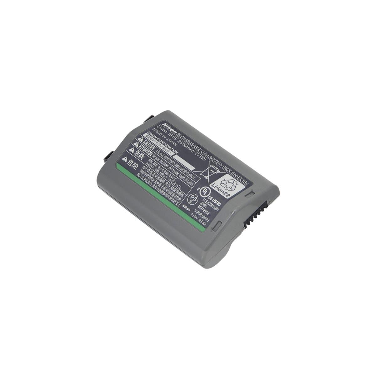 EN-EL18c Rechargeable Li-ion Battery