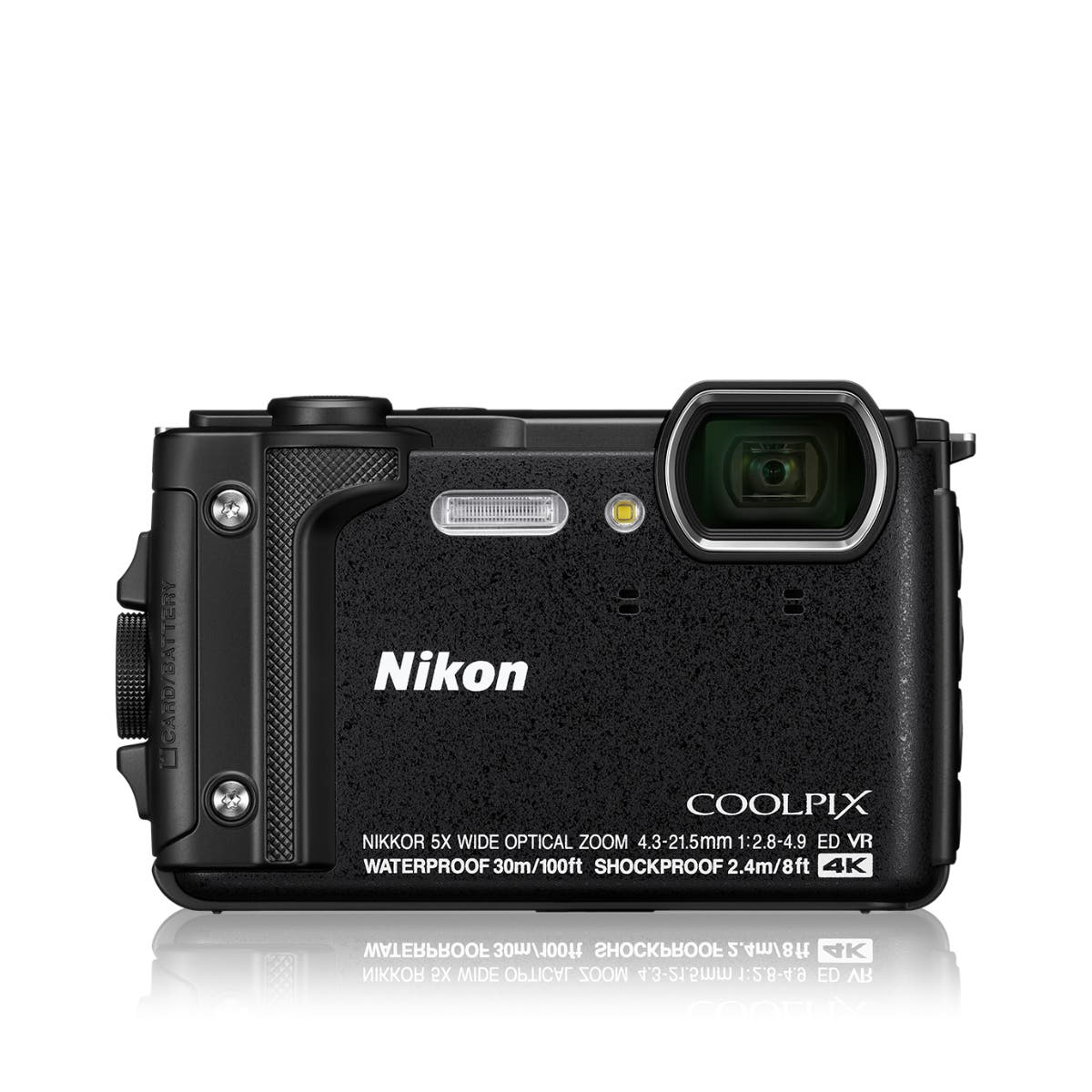 COOLPIX W300 BK WITH JACKET