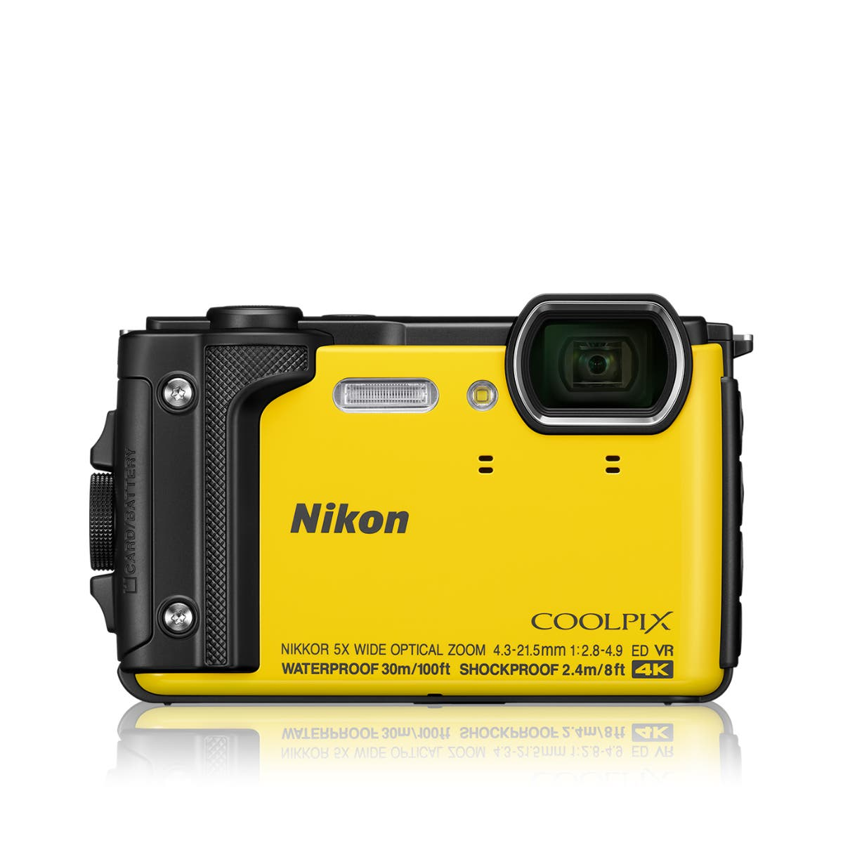 COOLPIX W300 YW WITH JACKET