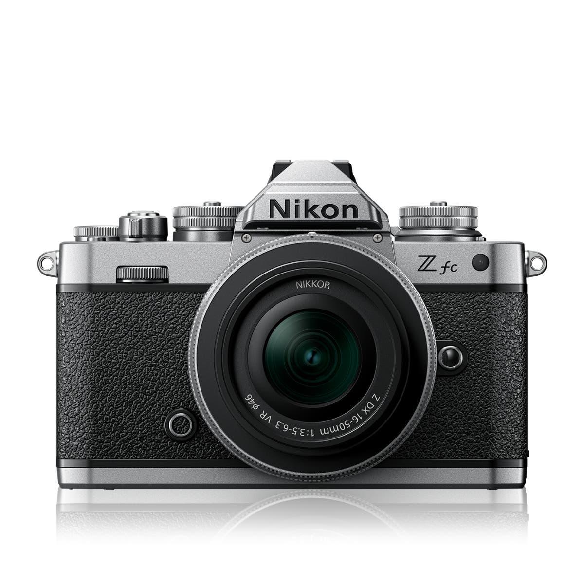 Z fc Black + NIKKOR Z DX 16-50 VR SL