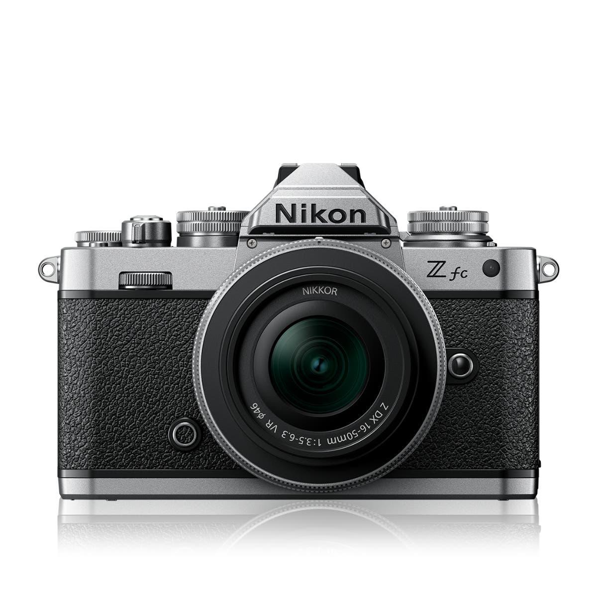Z fc Black + NIKKOR 16-50 VR SL + 50-250 VR