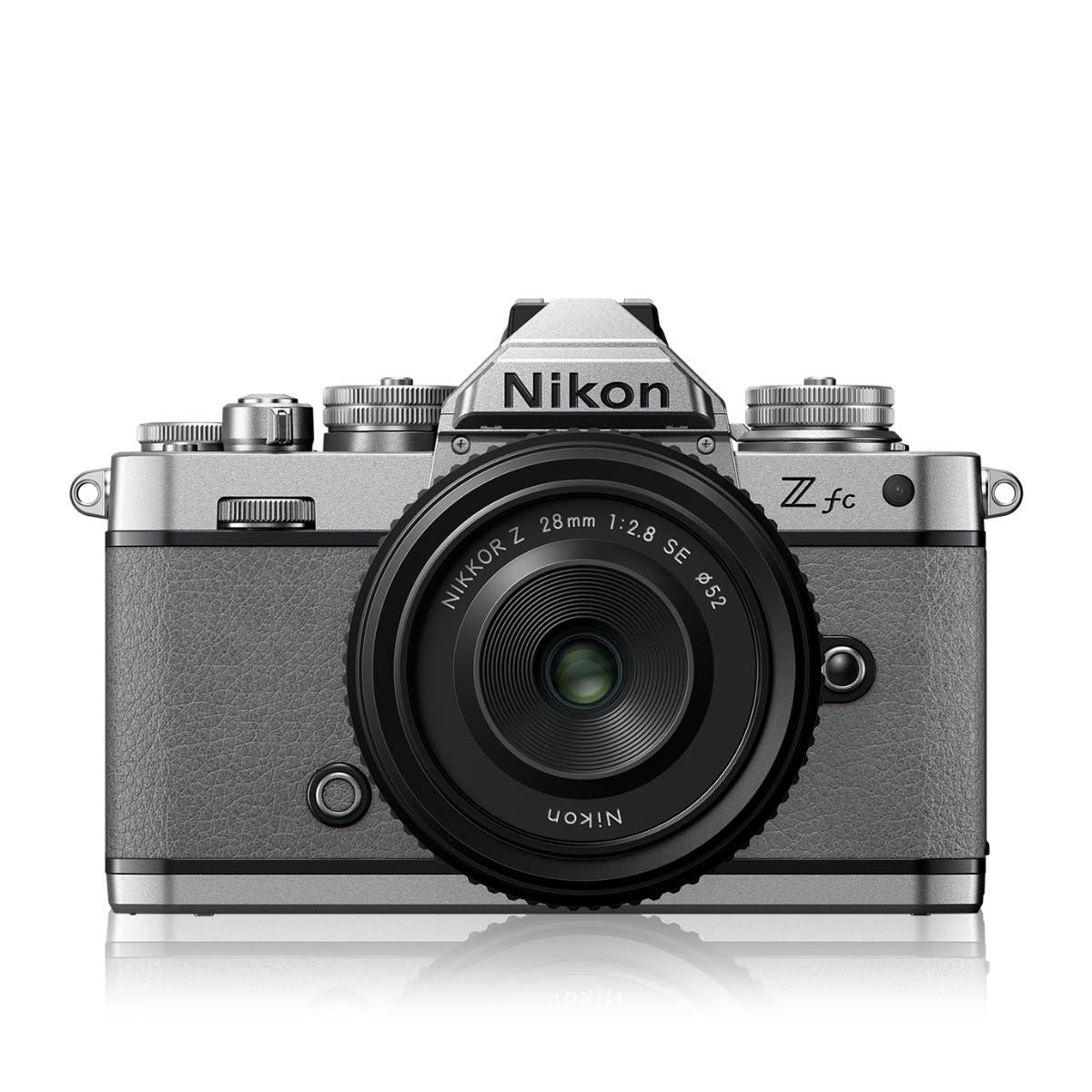 Z fc Natural Grey + NIKKOR Z 28 f/2.8 (SE)