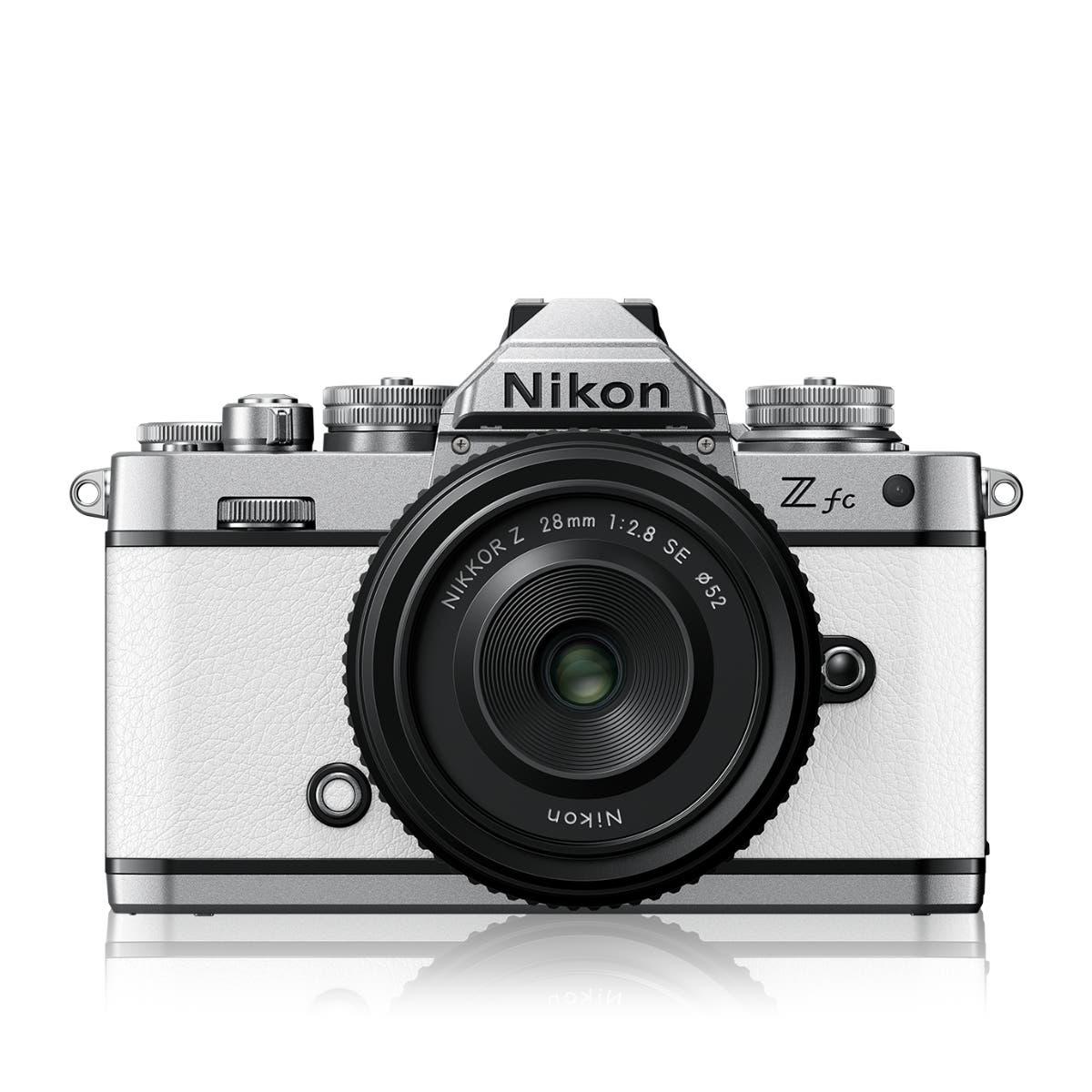 Z fc White + NIKKOR Z 28 f/2.8 (SE)