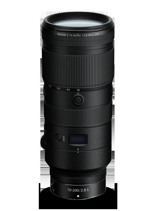 NIKKOR 70-200mm f2.8 VRS