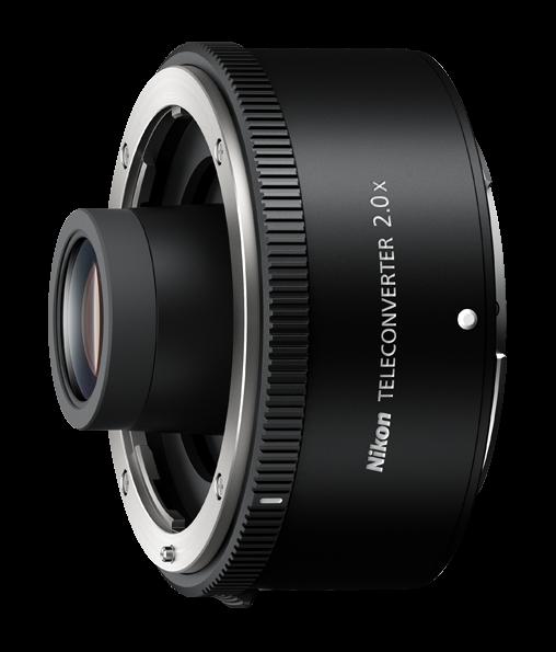 NIKKOR Teleconverter Lens TC-2.0x